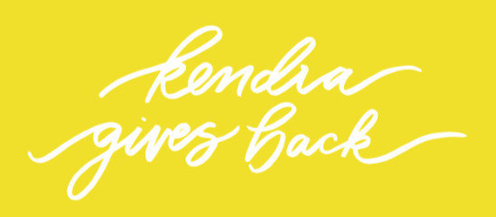 2019 Kendra Gives Back Party